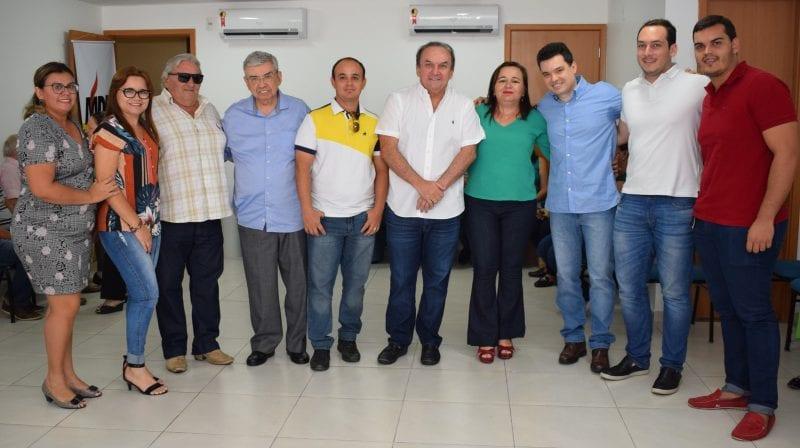Walter Alves é eleito presidente do MDB-RN e convoca filiados para encontro estadual