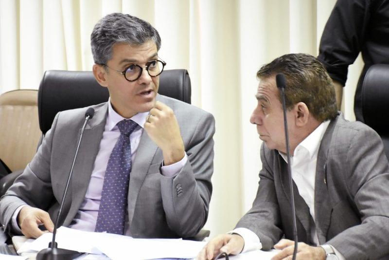 Coronel Azevedo destaca importância da aprovação do Projeto de reestruturação dos Militares