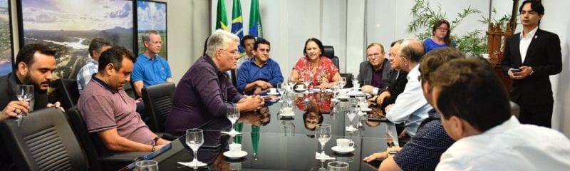 Governo e municípios chegam a acordo sobre Proedi