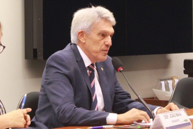 Deputado João Maia apresenta projeto que cria alternativa para financiar iluminação pública