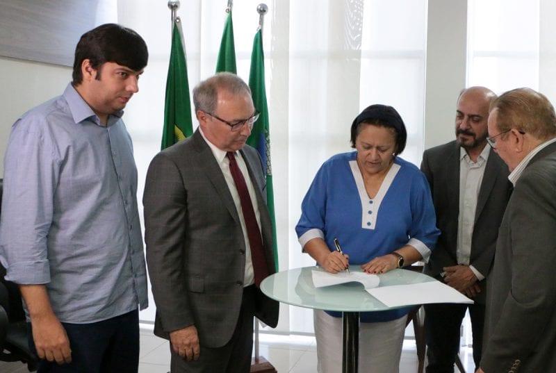 Governo e Cascar Mineração assinam protocolo de intenções