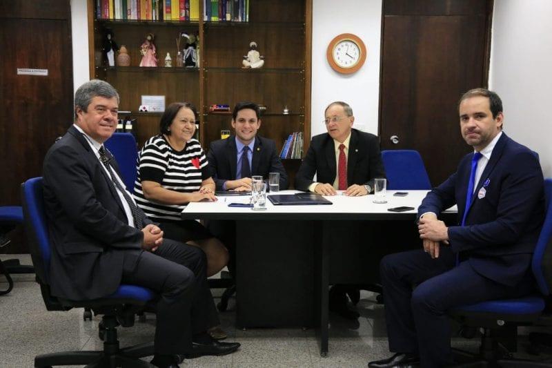 Bancada federal do RN garante apoio à inclusão do Estado no Plano de Equilíbrio Fiscal