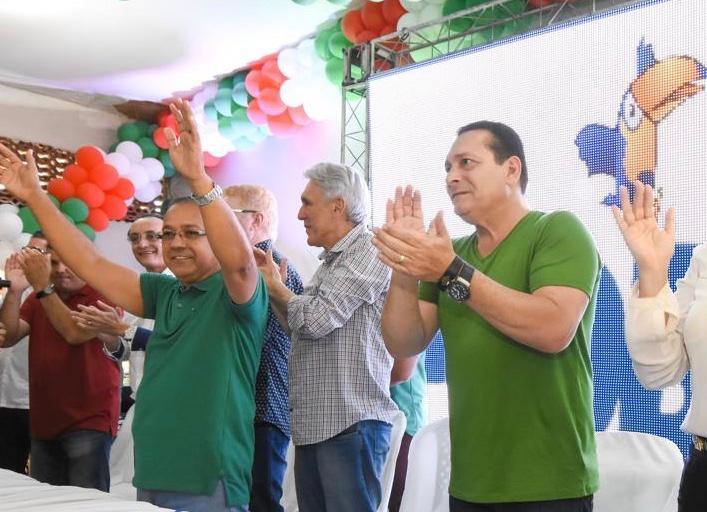 Ronaldo Venâncio confirmado como candidato a prefeito, Ezequiel Ferreira destaca capacidade