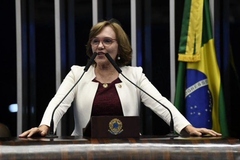 Senadora Zenaide Maia defende manutenção de regras para garantir aposentadoria especial