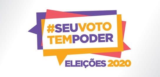Conheça a logomarca das Eleições Municipais de 2020