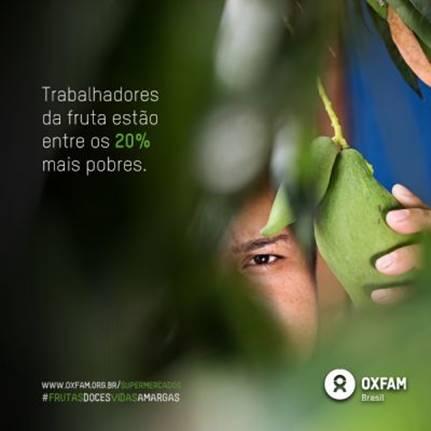 Trabalhadores da fruticultura estão entre os 20% mais pobres da população brasileira