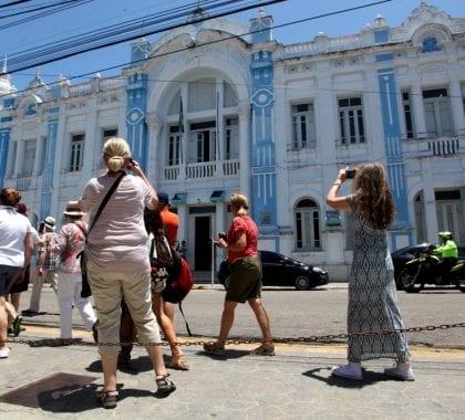 Centro Histórico de Natal entra na rota do turismo internacional