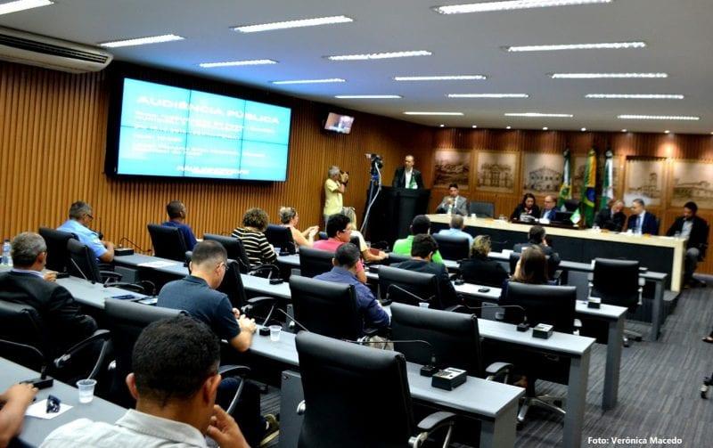Câmara debate fortalecimento da Guarda Municipal para a Segurança Pública