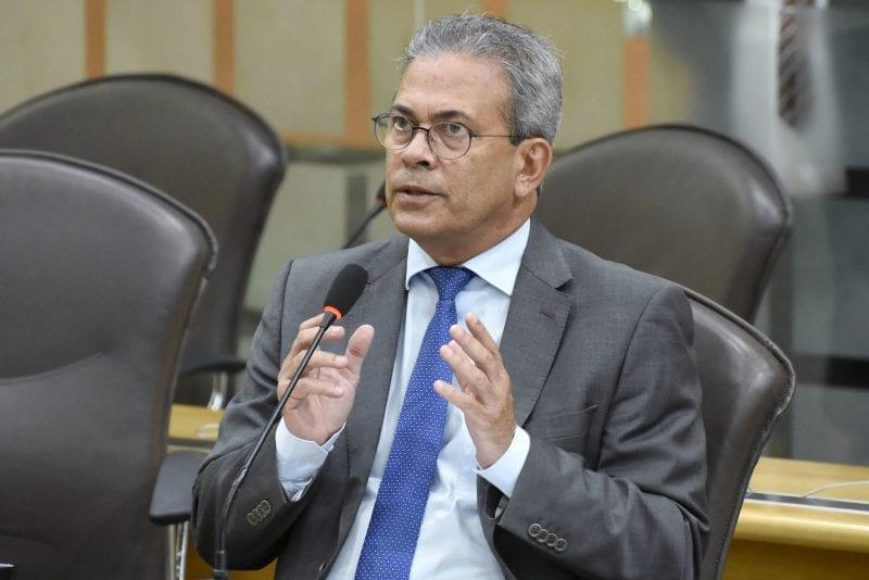 Deputado Hermano solicita estadualização da estrada entre Parelhas e Barragem Boqueirão