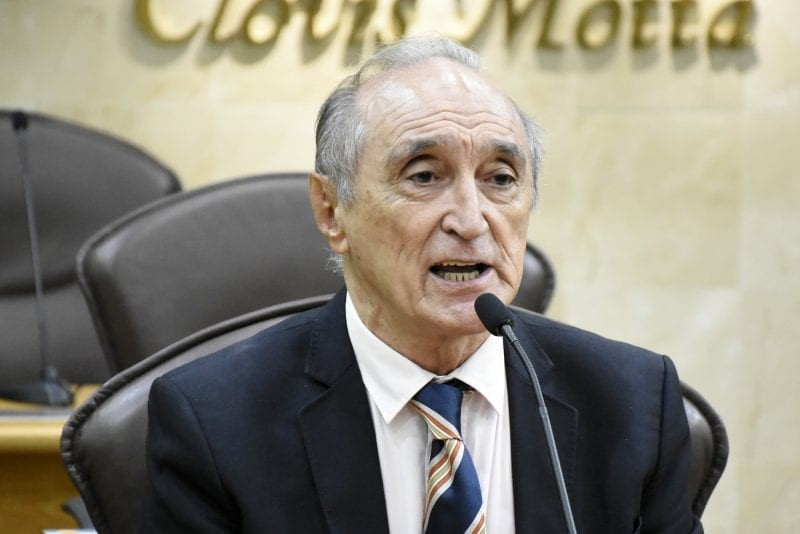 Situação do Hospital Rui Pereira volta a pautar pronunciamento de Getúlio Rêgo