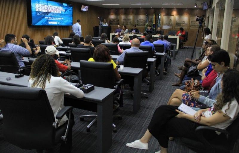 Frente debate realização do censo da população em situação de rua