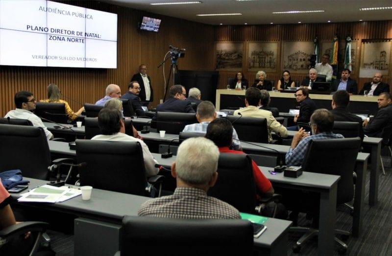 Audiência Pública debate o Plano Diretor na Zona Norte de Natal