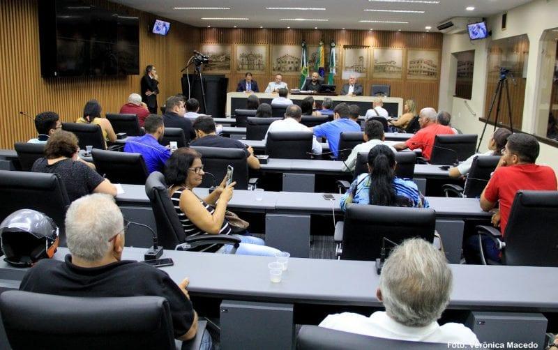 Situação do transporte alternativo é debatida na Comissão de Planejamento Urbano