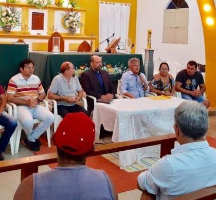 Governo responde demandas do movimento dos atingidos pela Barragem de Oiticica