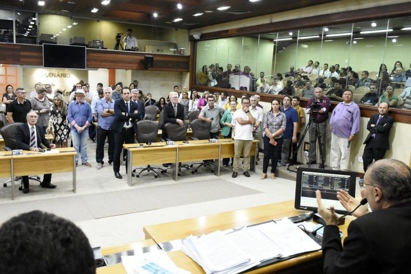 Deputados recebem prefeitos para debater alternativas ao projeto do Proedi