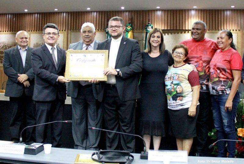 Solenidade celebra 10 anos do Santuário dos Mártires no Bairro Nazaré