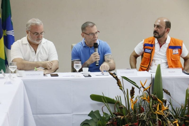 Governo do RN e Comissão do Senado debatem crime ambiental no litoral potiguar
