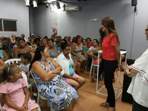 Natal está engajada em atividades que combatem violência contra as mulheres