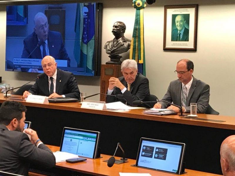 João Maia recebe elogios do presidente da CBIC pelo relatório do novo marco legal das PPPs
