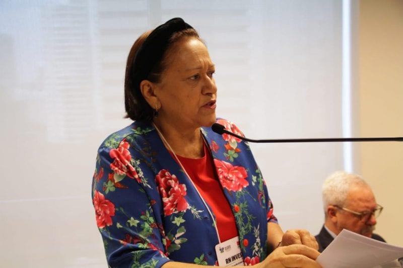 Governadora decreta estado de calamidade pública em virtude da COVID-19
