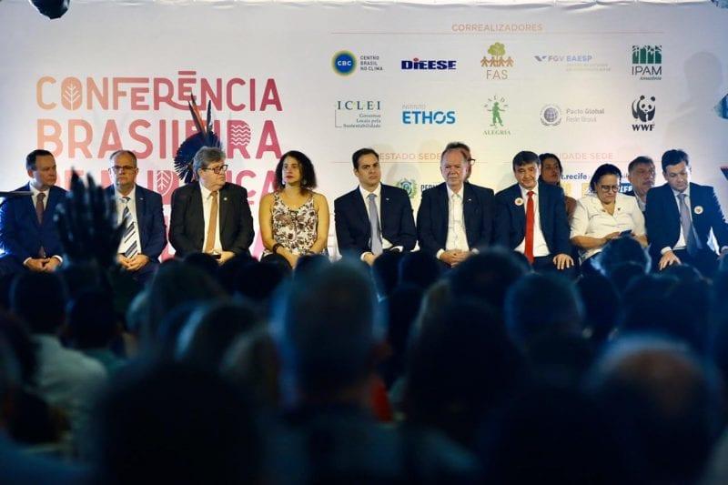 Governo participa da Conferência Brasileira de Mudança do Clima em Recife