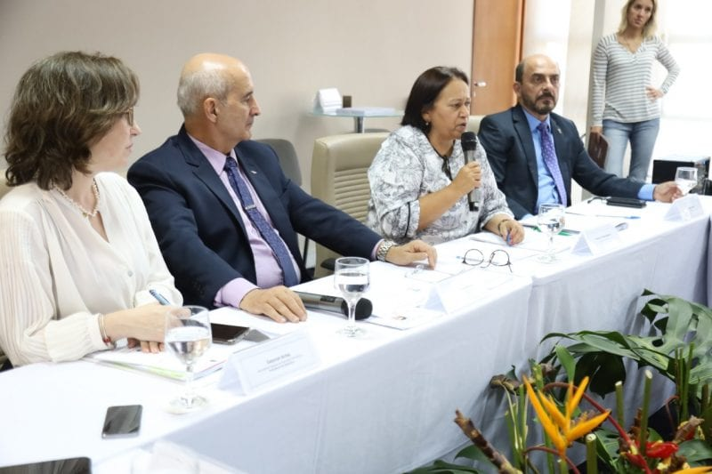 Governo do RN alinha com ministro Ramos as prioridades para o Pacto Mais Brasil Nordeste