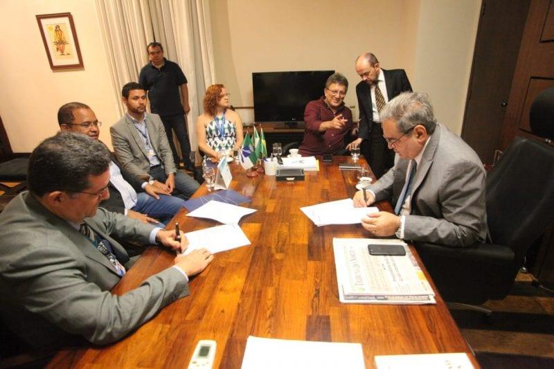 Prefeitura de Natal assina contrato com CEF para início de revitalização na Redinha