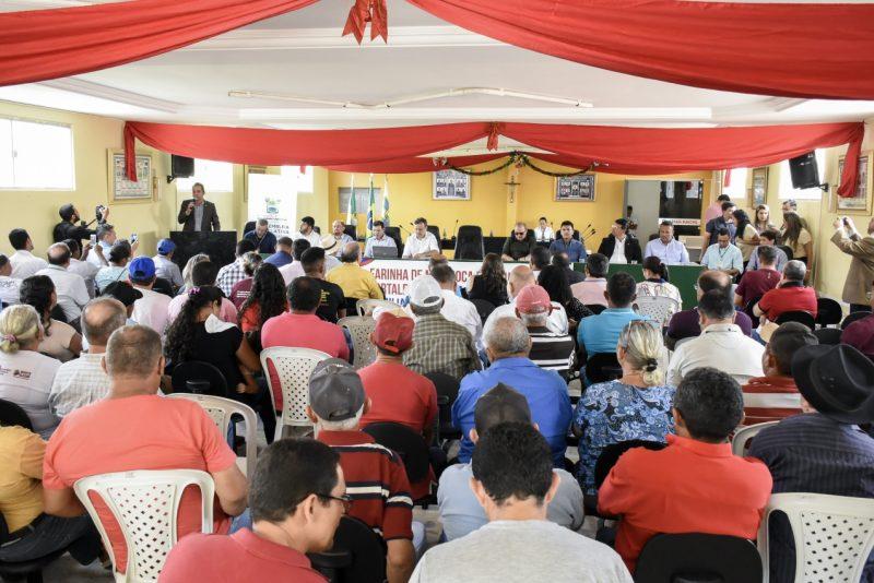 Audiência pública em Vera Cruz cobra mais valorização da mandioca