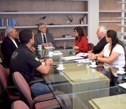 Secretaria de Administração Penitenciária e MPT ajustam detalhes para implementação do trabalho de presos