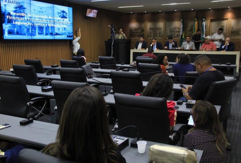 Comissões debatem projeto de construção do Hospital Municipal de Natal