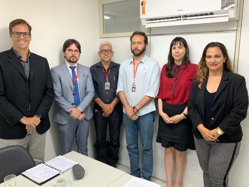 Lixo Negociado: Nísia Floresta firma acordo com MPRN