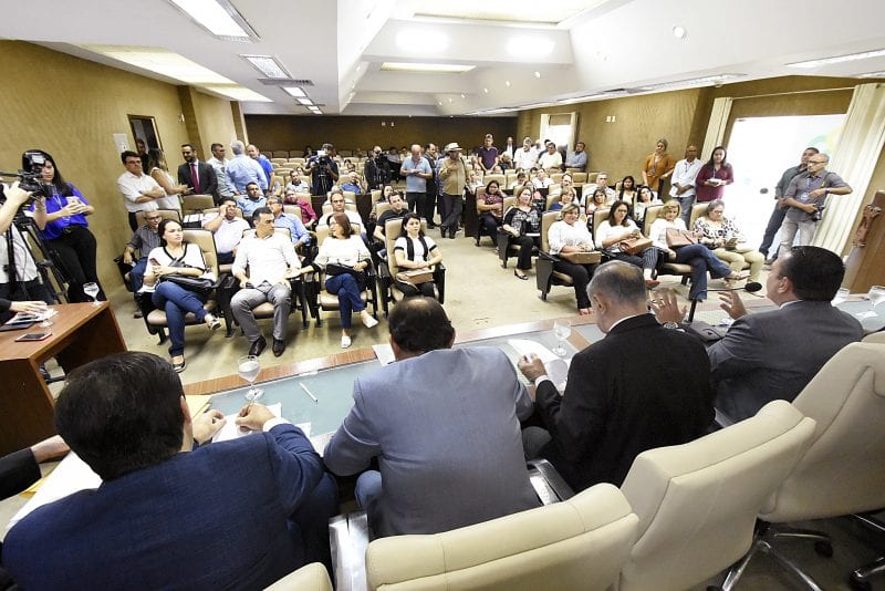 Regras do Proedi voltam ao centro dos debates entre prefeitos e deputados estaduais