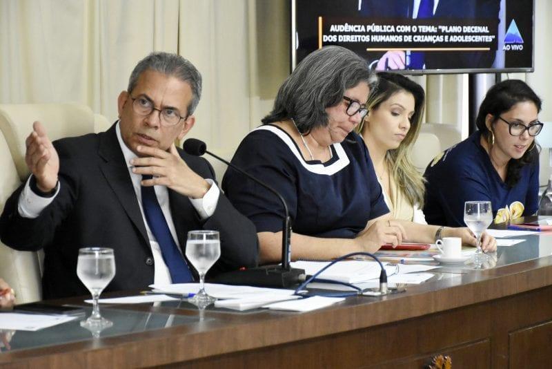 Frente Parlamentar discute cumprimento de plano em prol dos jovens do RN
