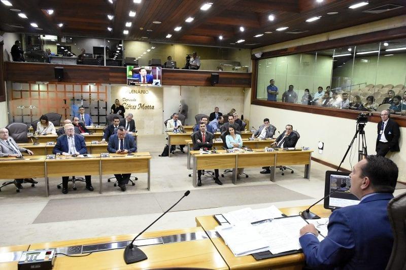 Assembleia Legislativa autoriza viagem internacional da governadora