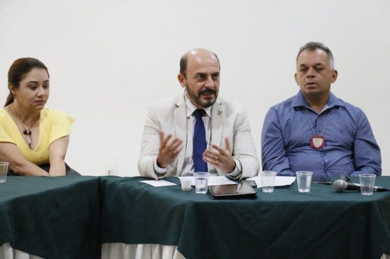 Vice-governador Antenor avalia força-tarefa em Mossoró