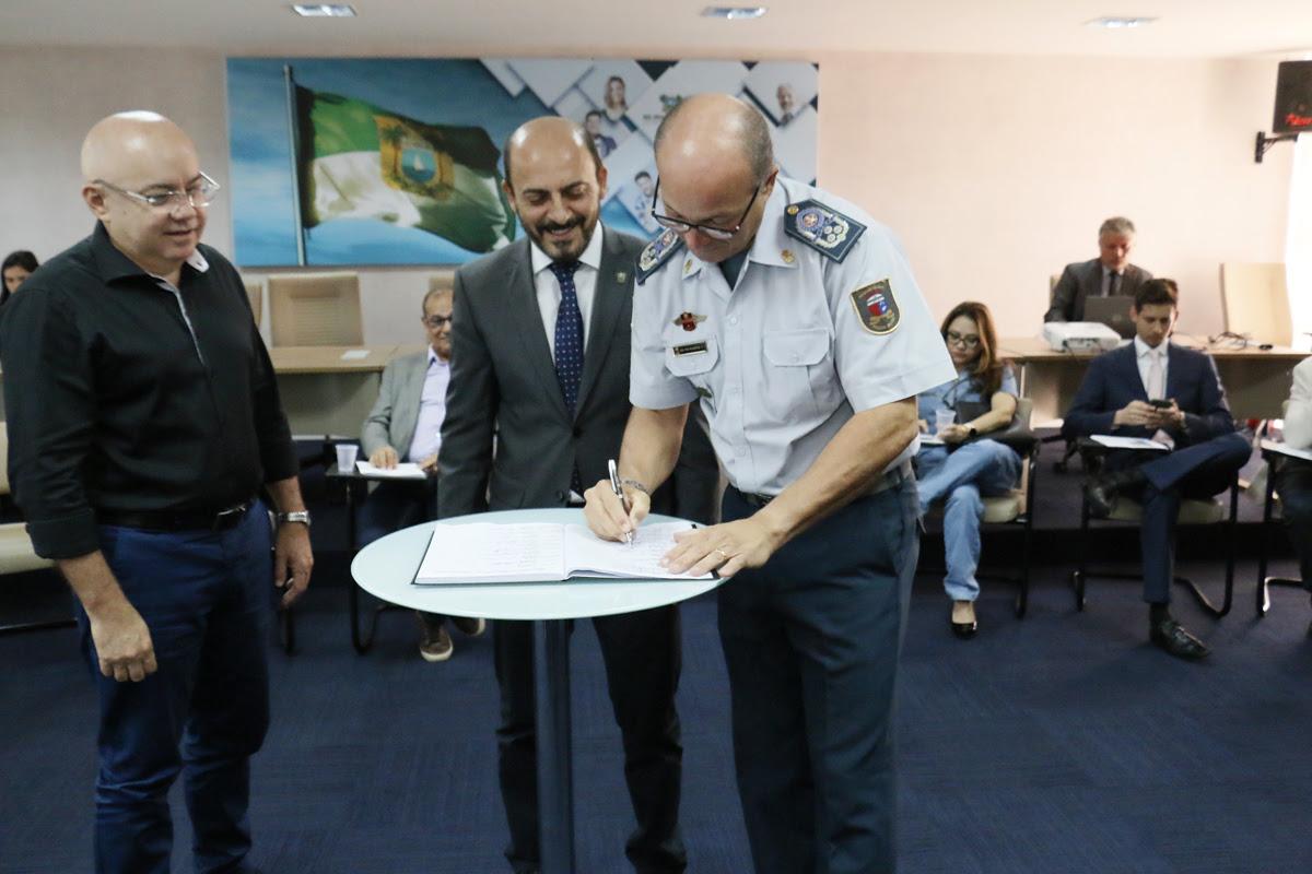 Conselho Estadual de Segurança empossa presidência e define prioridades para 2020