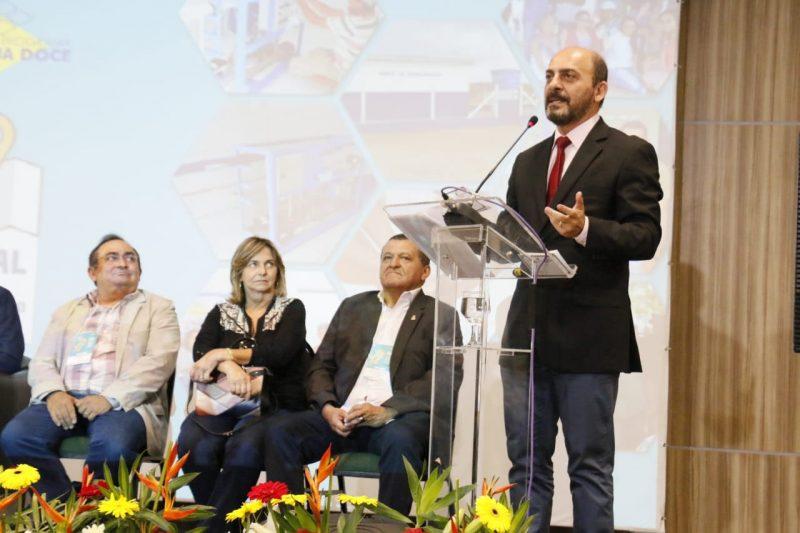 Governador em exercício, Antenor destaca pioneirismo do Programa Água Doce em evento realizado em Natal