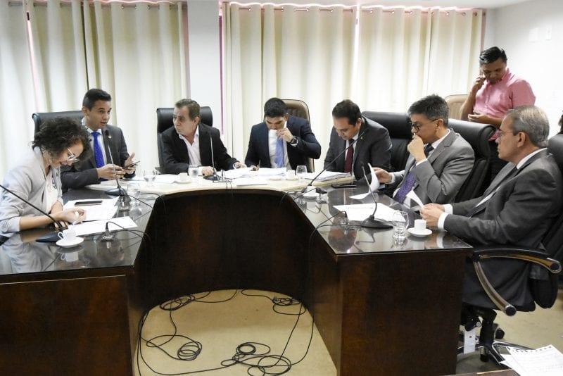 Comissão de Constituição e Justiça aprova Fundo Estadual de Segurança