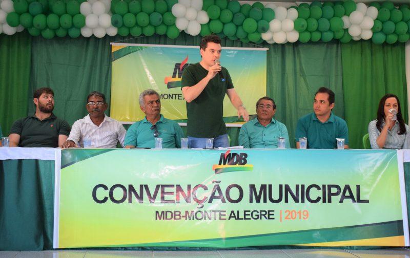 MDB realiza convenções no Agreste