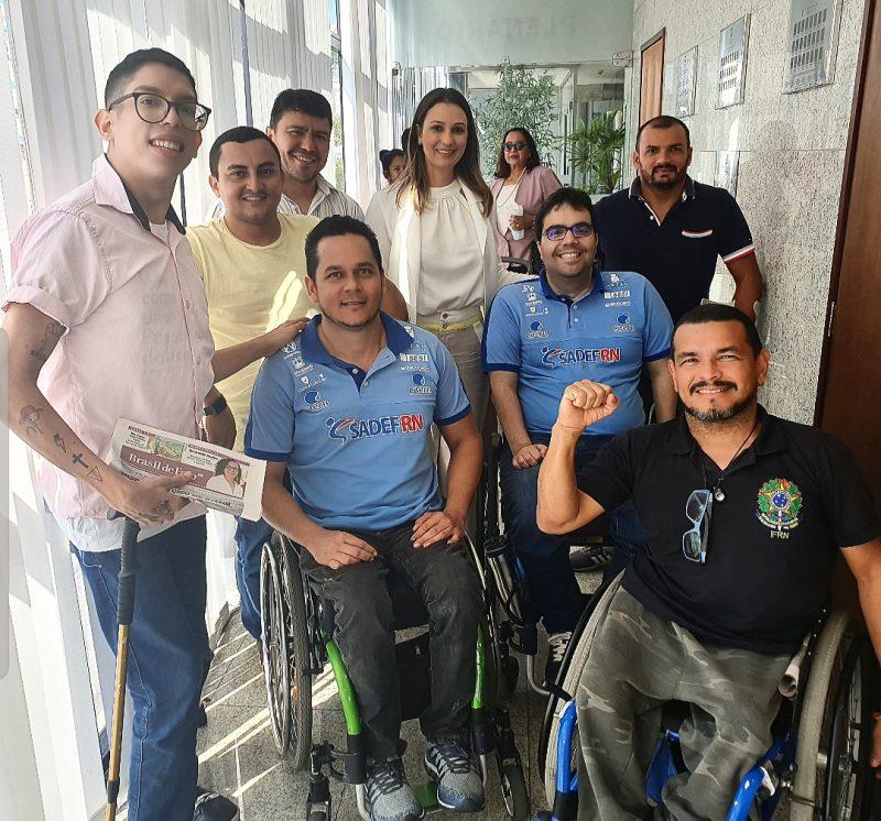 Derrubado veto do Governo ao projeto de lei que amplia benefícios da isenção de IPVA para pessoas com deficiência no RN