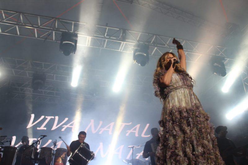 Público aprova apresentações da 4ª noite do Festival de Música de Natal