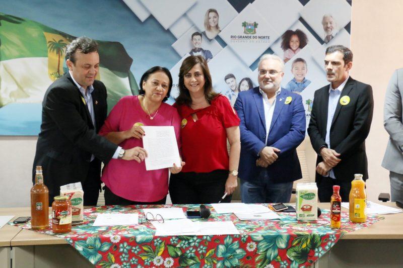 Executivo estadual anuncia investimentos para agricultura familiar