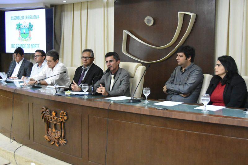 Francisco do PT faz balanço anual da Frente das Águas e traça metas para 2020