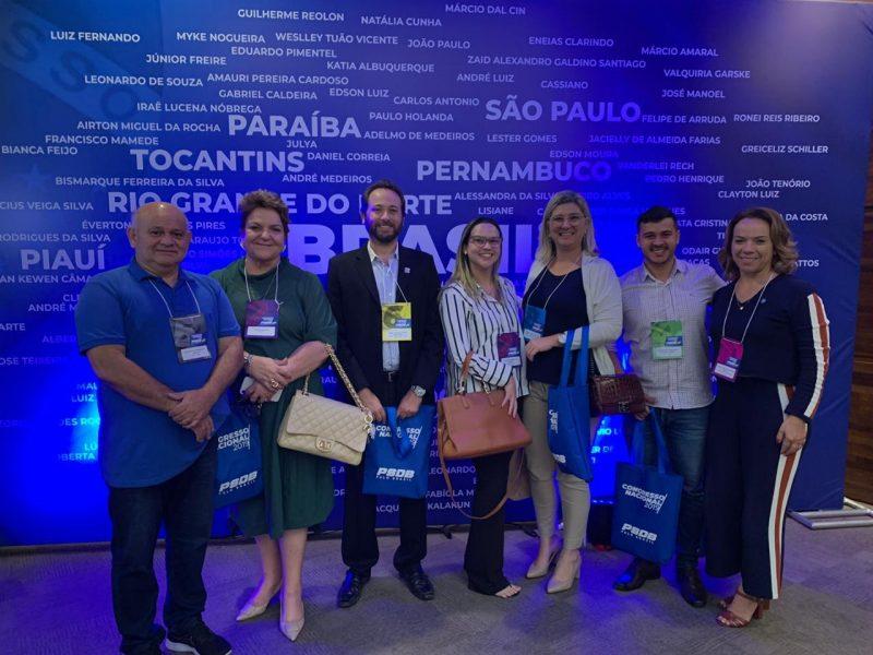 Em Brasília, nomes do PSDB RN debatem em Congresso Nacional do partido com a presença de João Dória