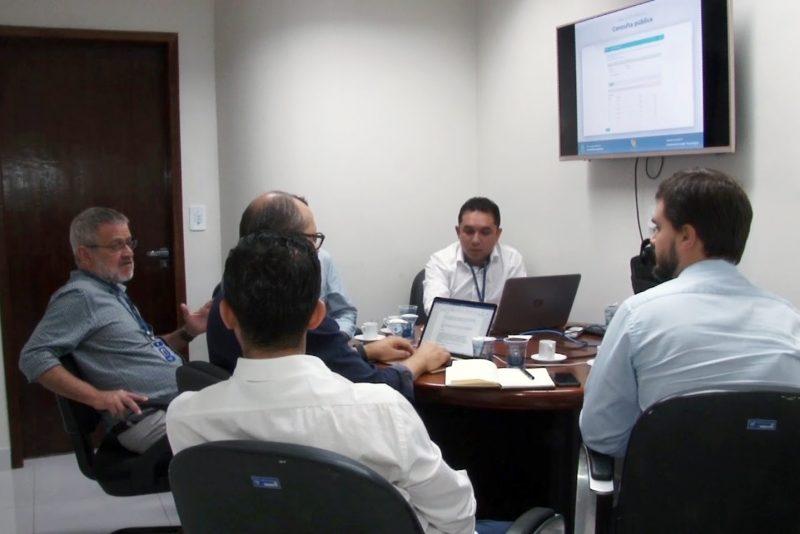Servidores de São Paulo visitam ALRN para conhecer programas de destaque nacional