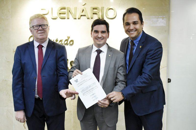 Kléber Rodrigues é escolhido líder do PL na Assembleia Legislativa