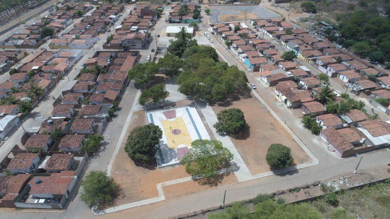 Moradia: Cehab conclui entrega de casas no Conjunto Praia-mar da zona Oeste