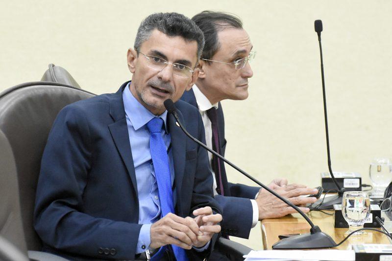 Deputado Francisco solicita extensão de rede de abastecimento em Campo Grande