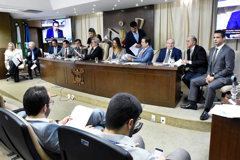 Comissão de Finanças e Fiscalização aprova projeto do orçamento para 2020