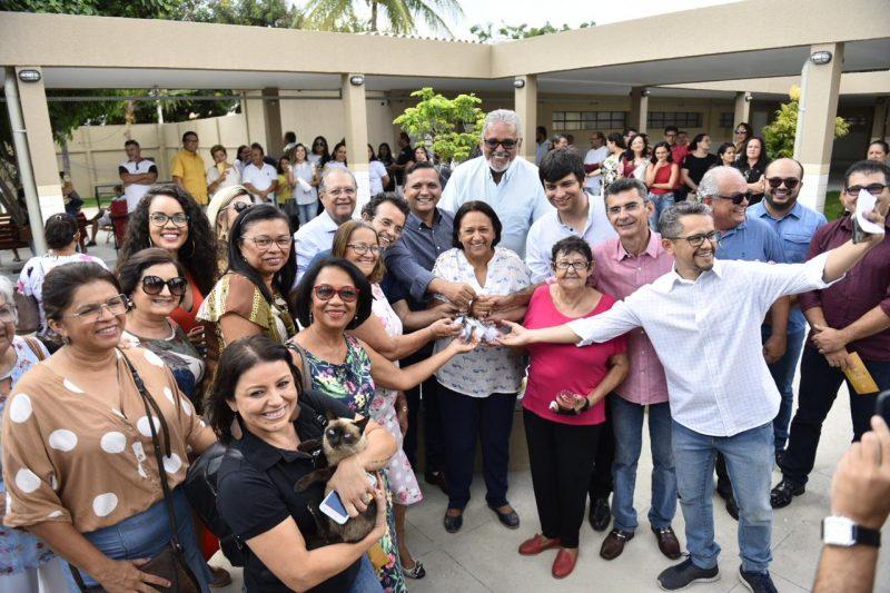 Governo anuncia que ampliou duas escolas em Currais Novos